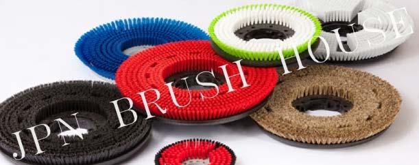 Floor Cleaning Disc Brush