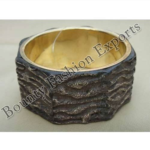 Carved Bone Bangles