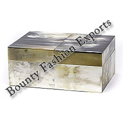Horn Jewellery Boxes