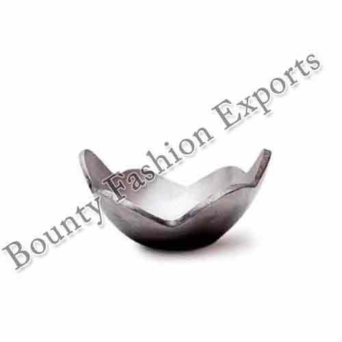 Polished Aluminum Bowl