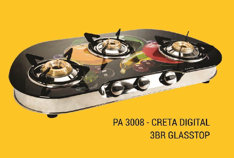 PA 3008 - Creta Digital 3 BR Glasstop