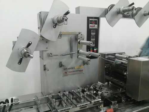 Soap Wrapping Machine 01