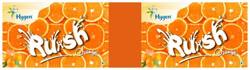 Ruhsh Orange Drinks