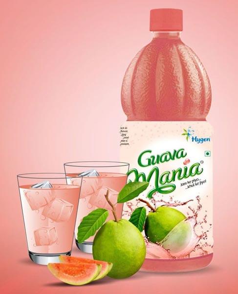 Guava Mania Juice