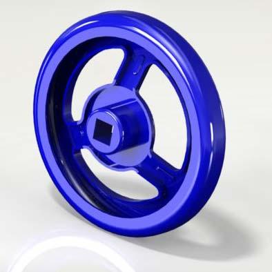 Steering Type Hand Wheels