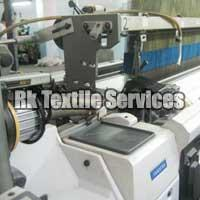 Used Vamatex Weaving Loom Machine
