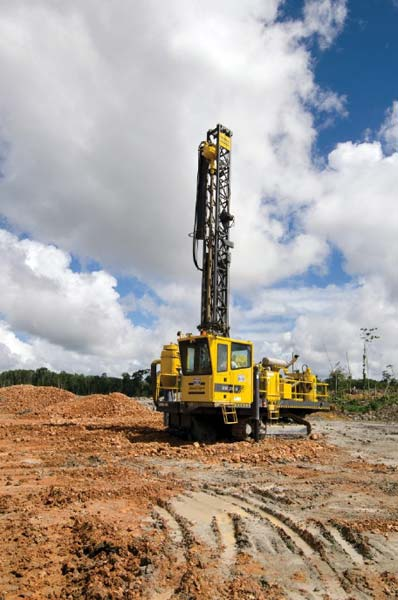 Blast Hole Drilling Rigs