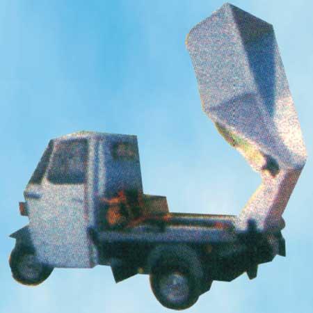 Rickshaw Dumper Placer