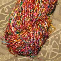 Banana Silk Yarn 16