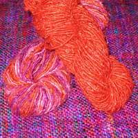 Banana Silk Yarn 18
