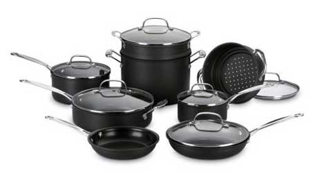 Hard Anodized Cookware Manufacturers
