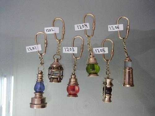 Antique Key Chains
