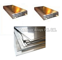 Nickel Alloy Plates Exporter