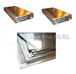 Nickel Alloy Plates Exporter