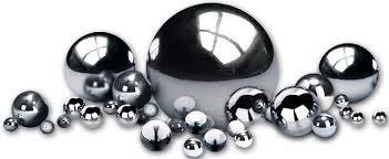 Rockbit Tool Steel Balls