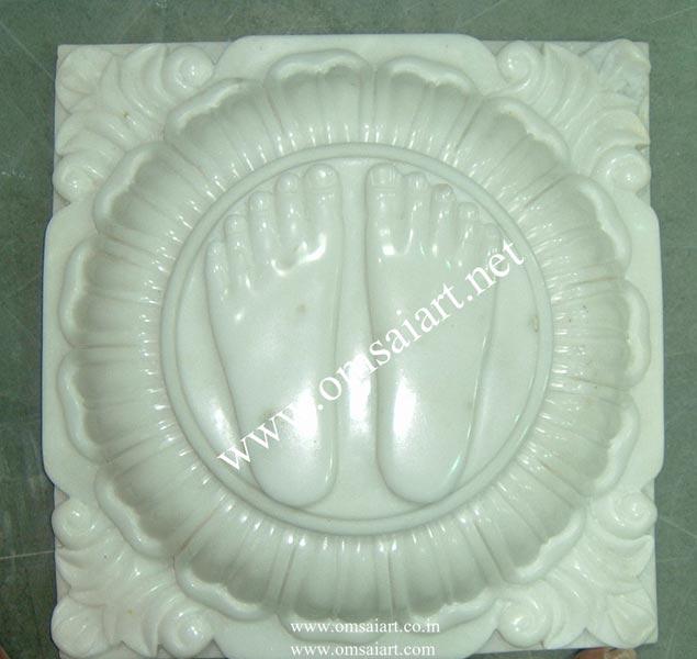 Marble Charan Paduka