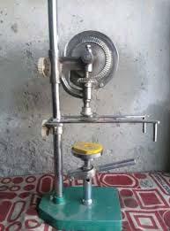 Manual Vial Cap Sealing Machine