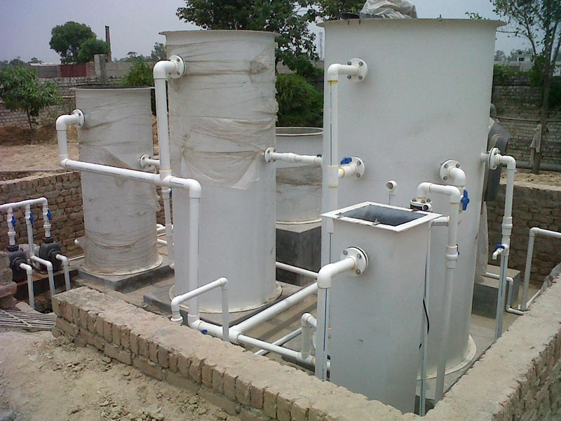 Electrocoagulation System 01