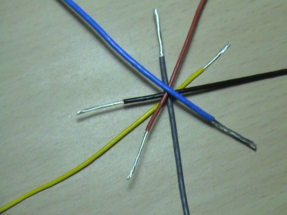 Insulated Extruded Wires