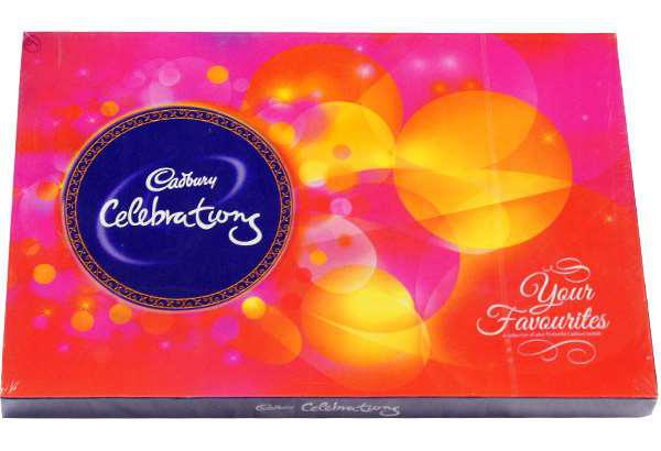 Cadbury Celebration Collection 02
