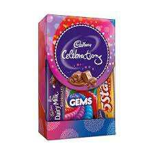Cadbury Celebration Collection 03