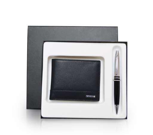 Cross Pen & Wallet Combo Set