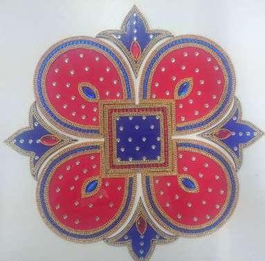 Decorative Rangoli 01