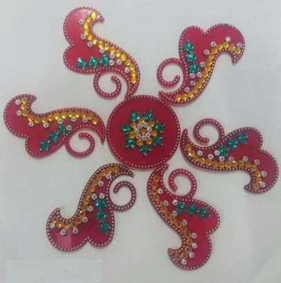 Decorative Rangoli 02
