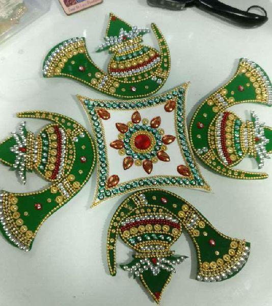 Decorative Rangoli 03
