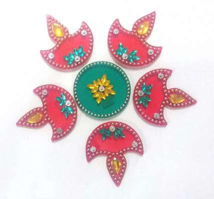 Decorative Rangoli 05