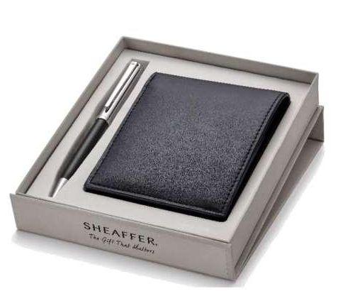 Sheaffer Wallet With Pen