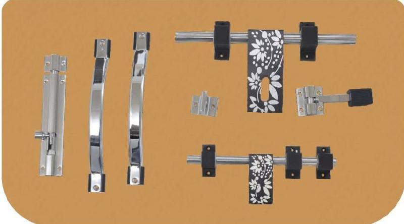 Aluminium Deluxe Door Kit 04