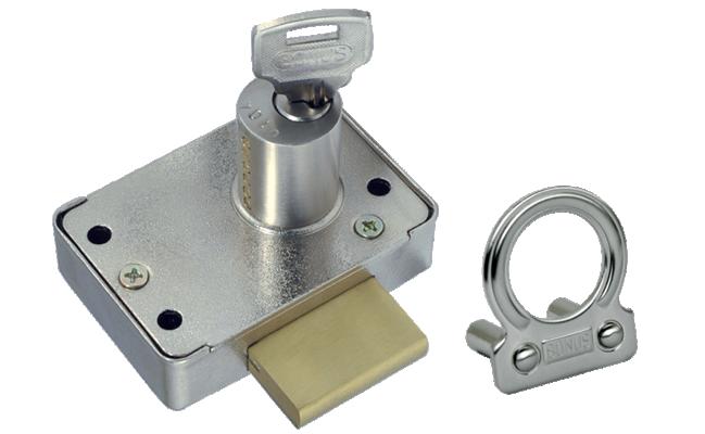 Brass Cupboard Lock (cb-45)