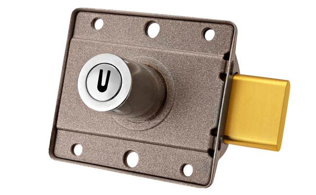 Brass Cupboard Lock (cb-60a)