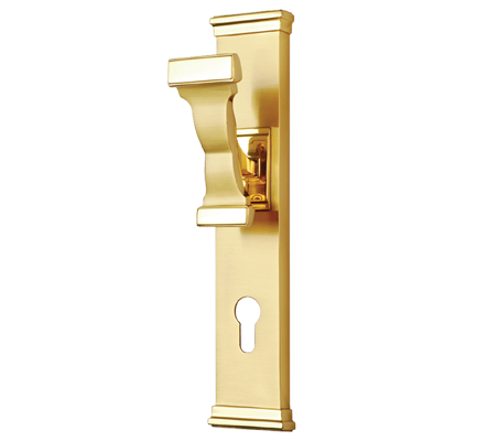Brass Mortise Handle (g5-push-pull)