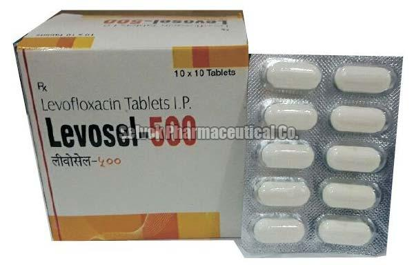 Levosel-500 Tablets