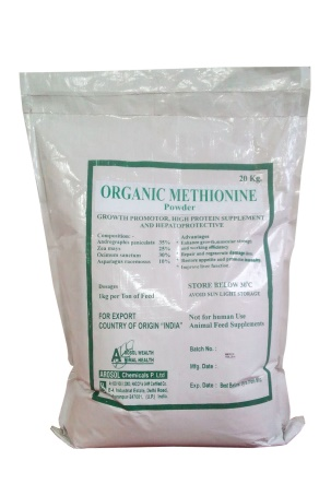Organic Methionine Powder