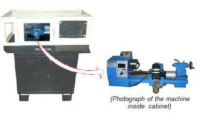 CNC Milling Machine (VPL-CNC-20L)