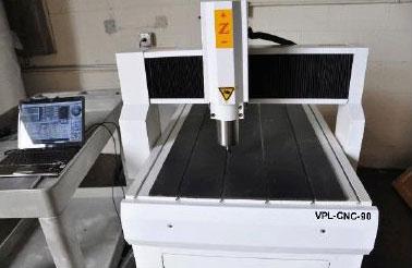 CNC Milling Machine (VPL-CNC-90)