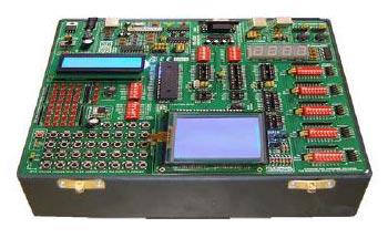 Embedded Trainer Kit (ET-PIC455)
