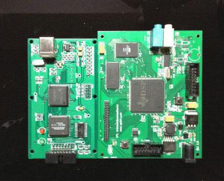 Laboratory Board (DSP 6713)