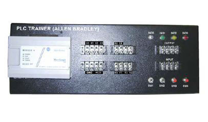 PLC Demonstration Trainer (VPL-PLCT-AB)