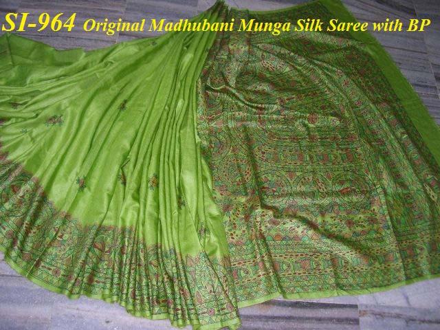 Madhubani Sarees