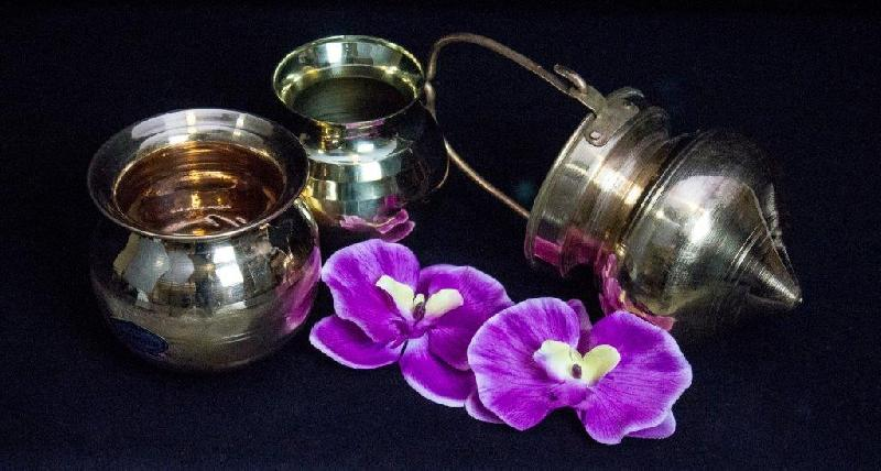 Decorative Metal Vessels