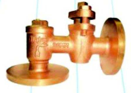 Bronze Combined Cock Feed Check Valve