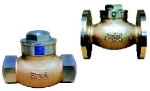Bronze Horizontal Check Valve