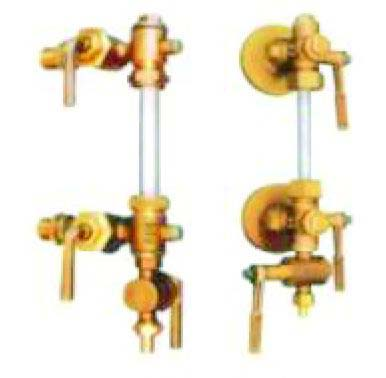 Bronze Sleeve Packed Water Level Gauges