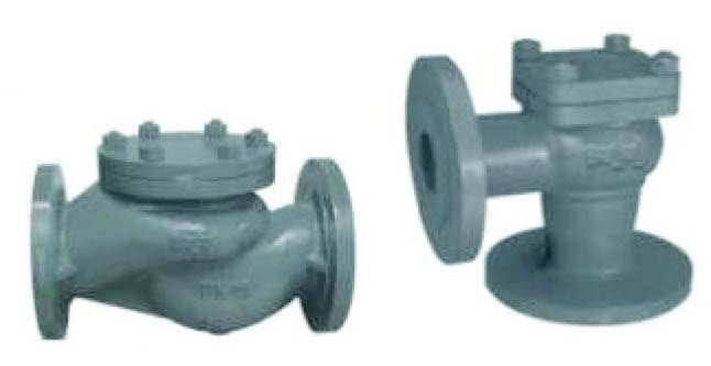 Cast Iron Horizontal Check Valve