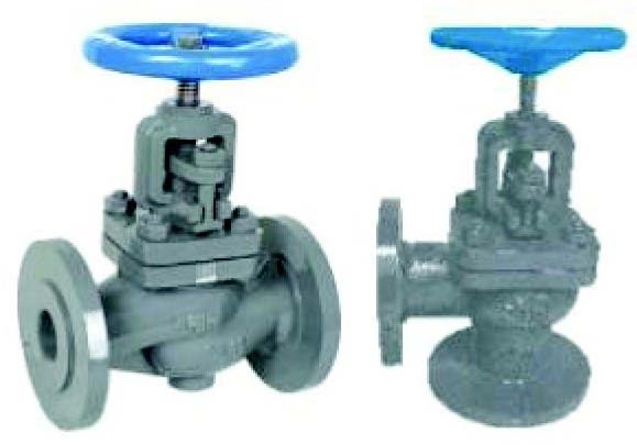 Cast Iron Steam Stop Valve