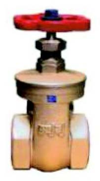Gun Metal Rough Body Gate Valve